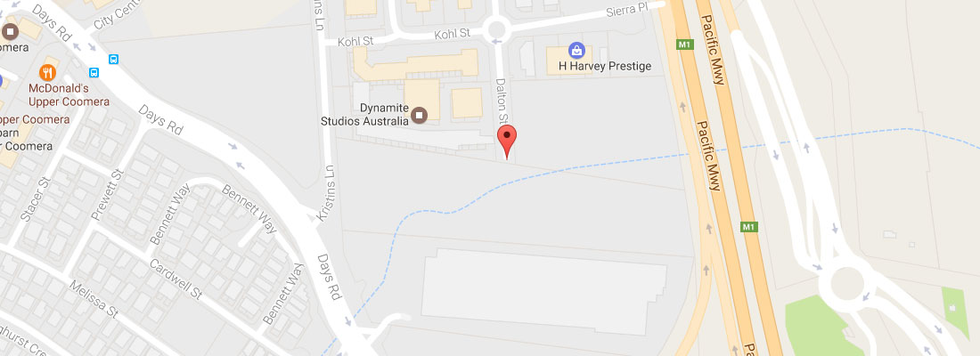 Sound and Lighting Hire - Gold Coast - Site Map