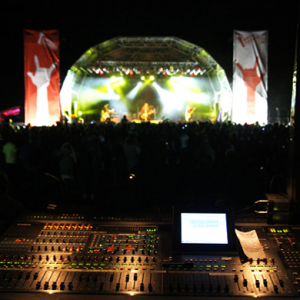 Sound and Lighting Hire - Gold Coast - Stage