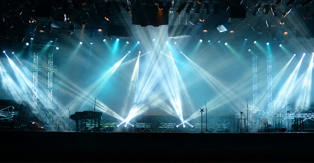 Lighting Hire Equipment Tips